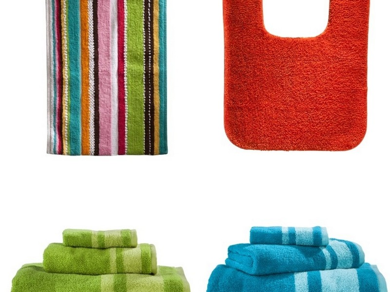 Bathroom Rugs And Towels