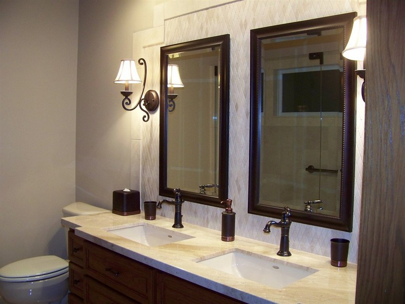 Bathroom Sconce Lighting Ideas