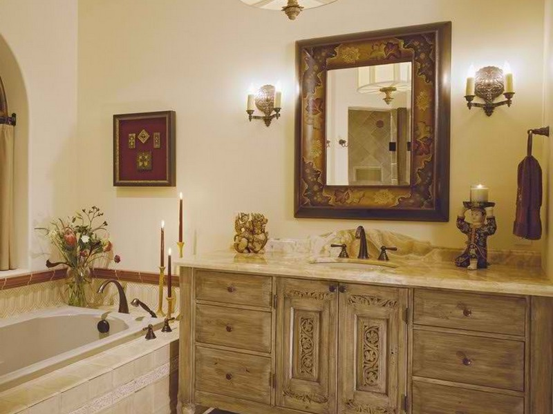 Bathroom Sconce Lighting The Latest Trend