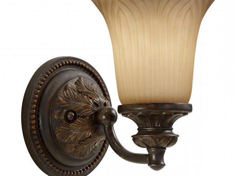 Bathroom Sconces Bronze