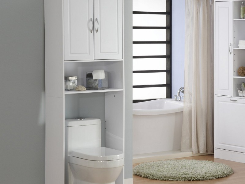 Bathroom Shelves Over Toilet Bed Bath And Beyond