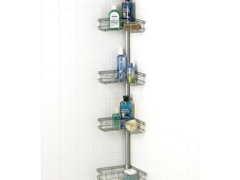 Bathroom Shower Caddy Ideas