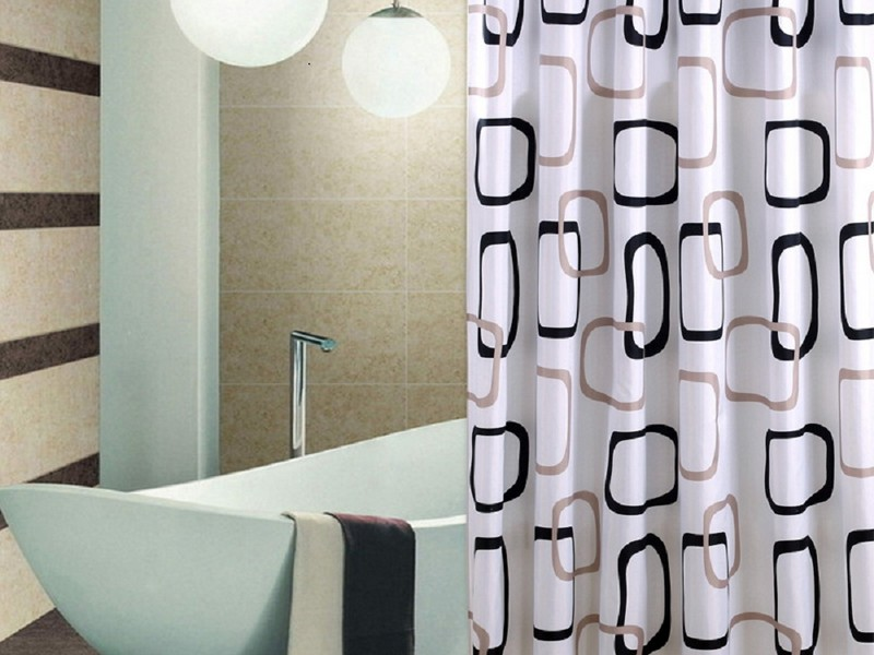 Bathroom Shower Curtain Sets For Cheap