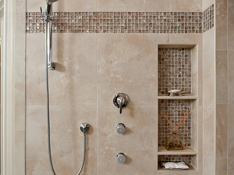 Bathroom Shower Niches And Shelves