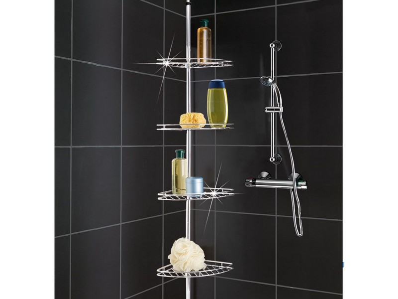 Bathroom Shower Shelves Stainless Steel