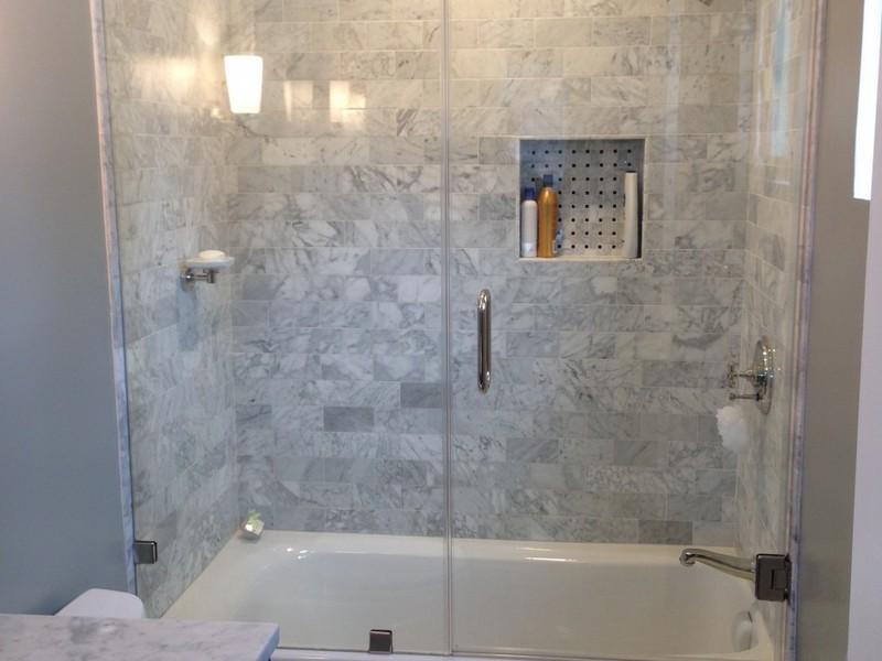 Bathroom Shower Tub Tile Ideas