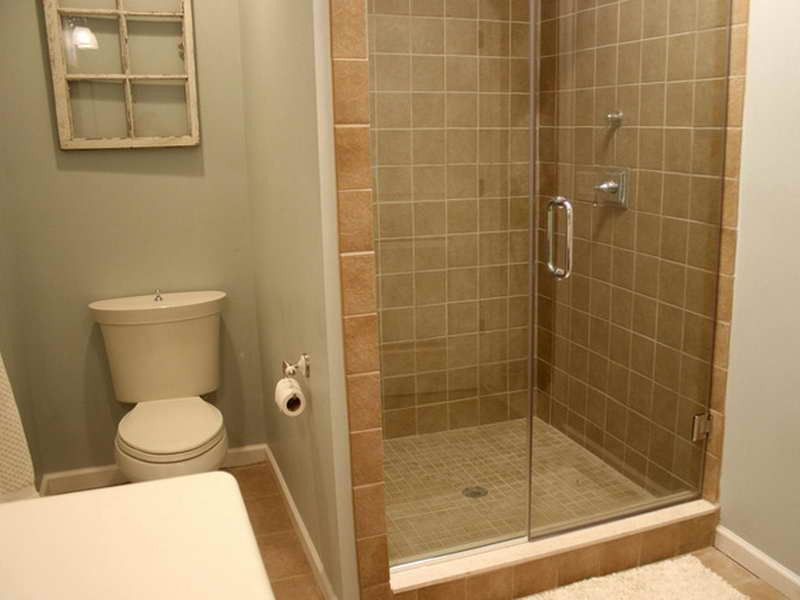 Bathroom Showers Ideas Pictures