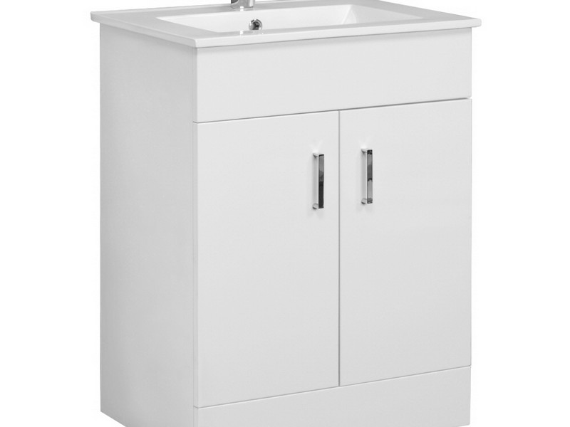 Bathroom Sink And Vanity Unit