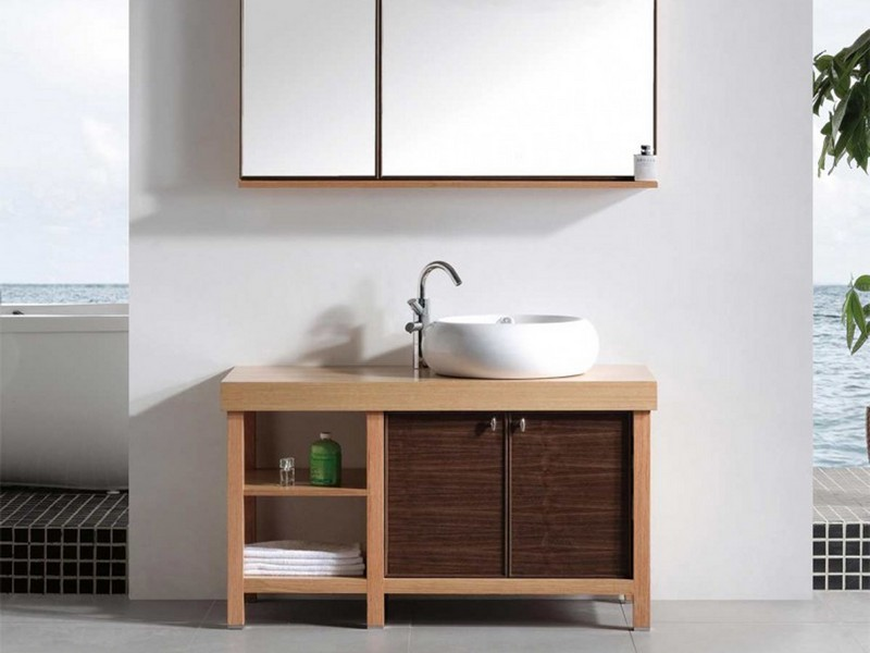 Bathroom Sink Console Table