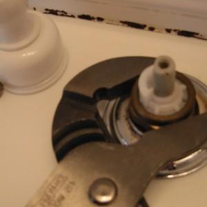 Bathroom Sink Faucet Leaking