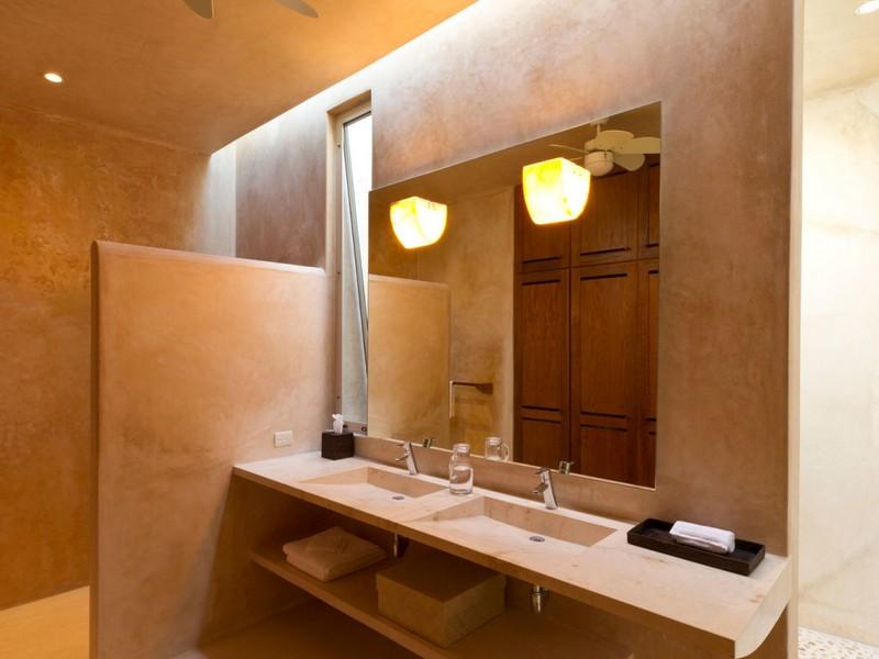 Bathroom Sink Shelves Floating