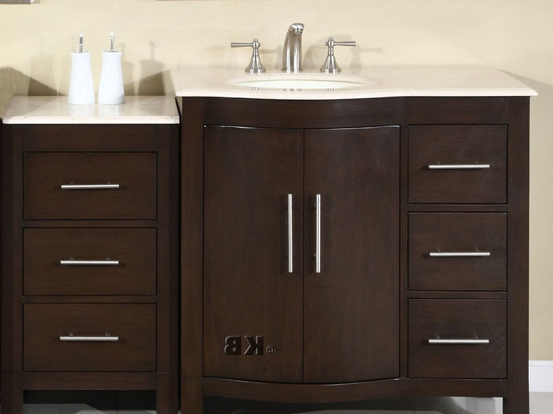 Bathroom Sink Storage Unit