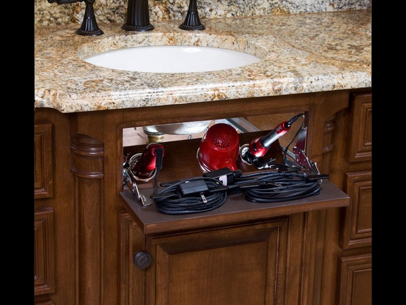 Bathroom Sink Top Organizer