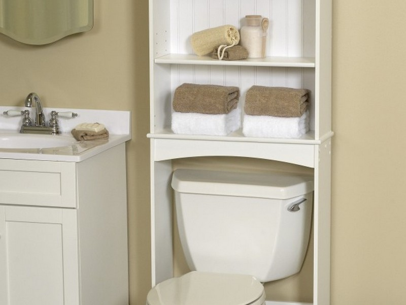 Bathroom Space Saver Over Toilet Home Depot