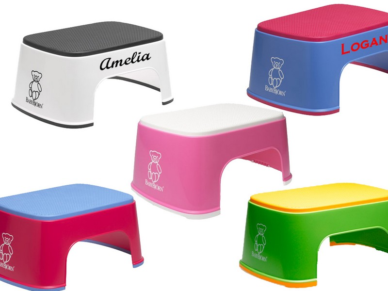 Bathroom Step Stool For Kids