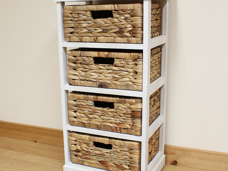 Bathroom Storage Containers Drawers