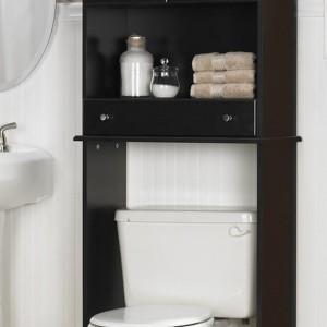 Bathroom Storage Shelves Over Toilet