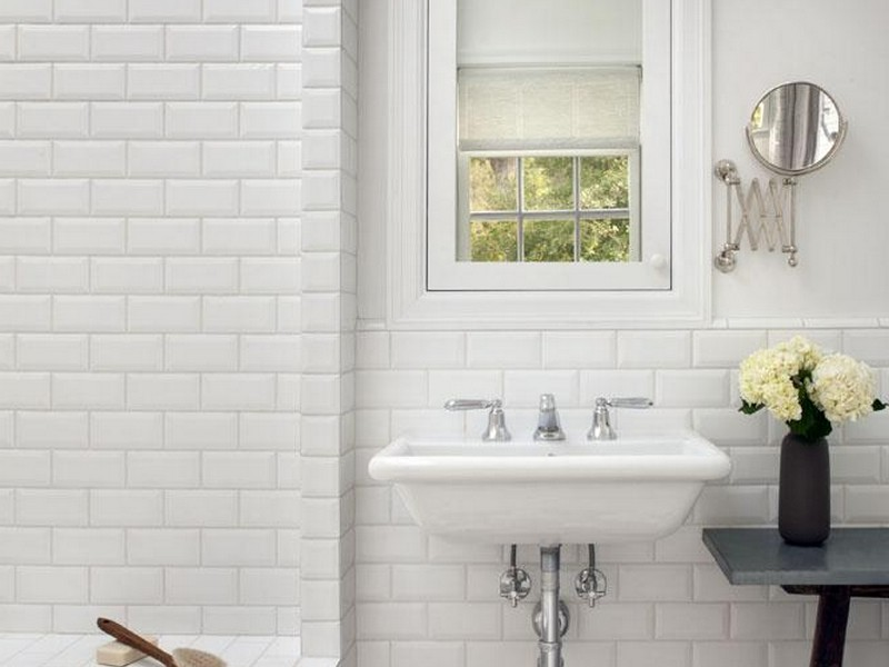 Bathroom Subway Tiles Photos