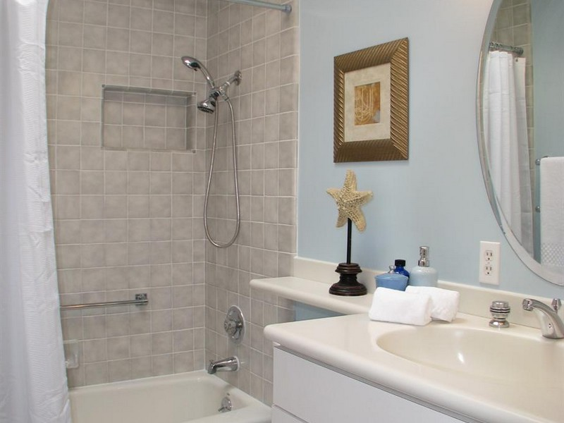 Bathroom Tile Crown Molding