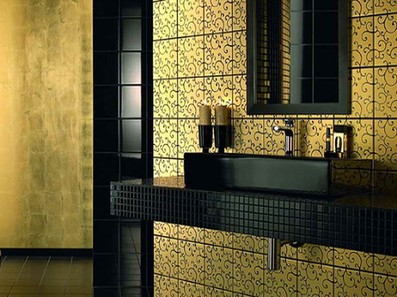 Bathroom Tile Patterns And Designs