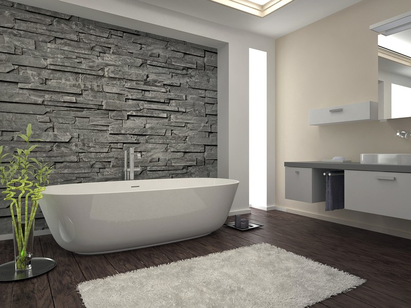 Bathroom Tile Trends 2015
