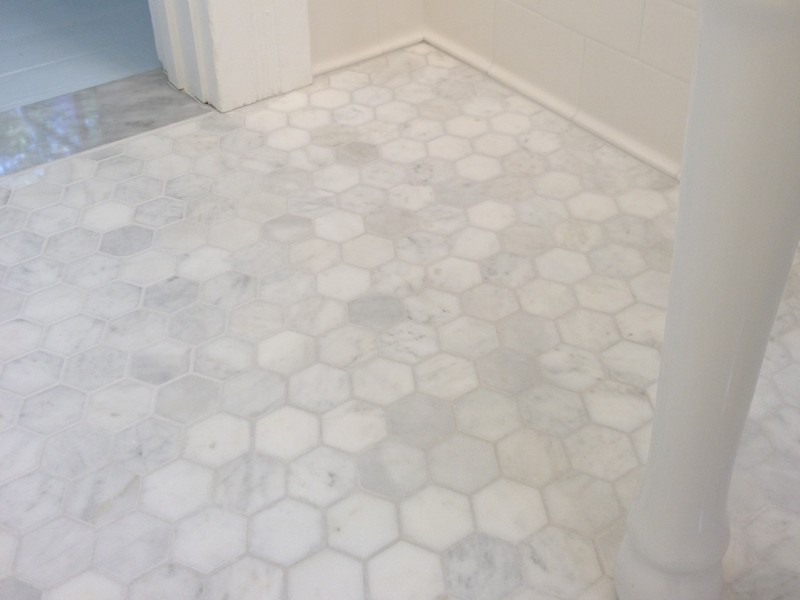 Bathroom Tile Without Grout