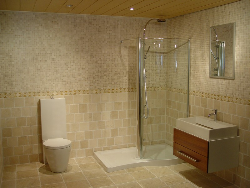 Bathroom Tiling Ideas Images
