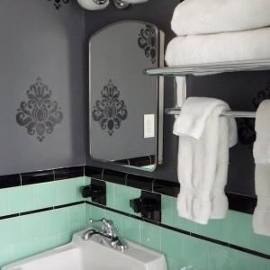 Bathroom Towel Bar Location