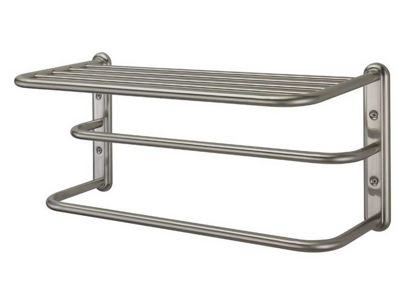 Bathroom Towel Bar Sets Brushed Nickel