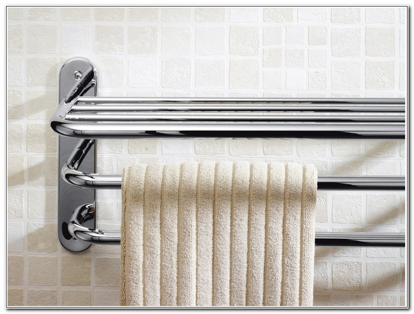 Bathroom Towel Bar Sets Chrome