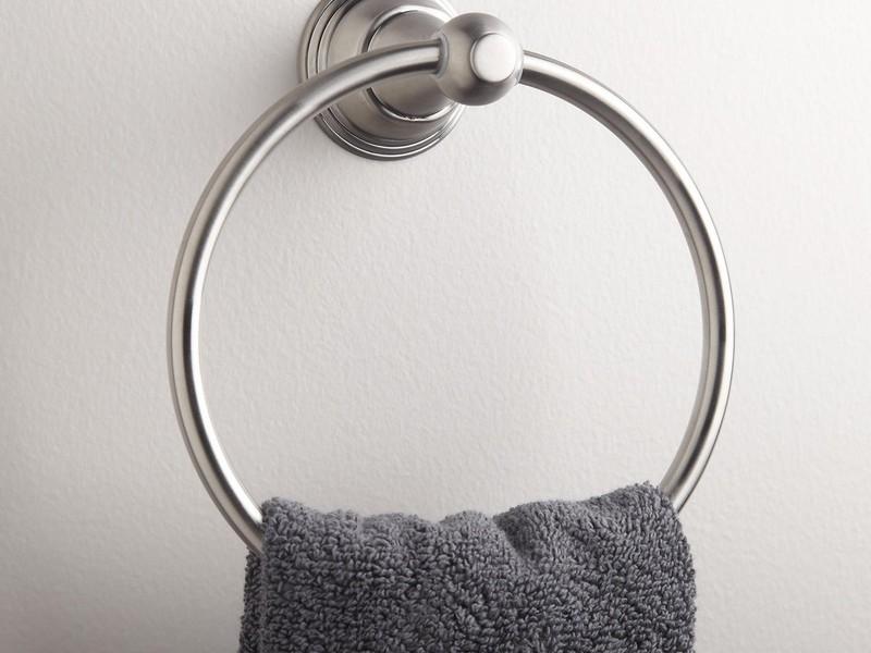 Bathroom Towel Rings Toilet Paper Holders