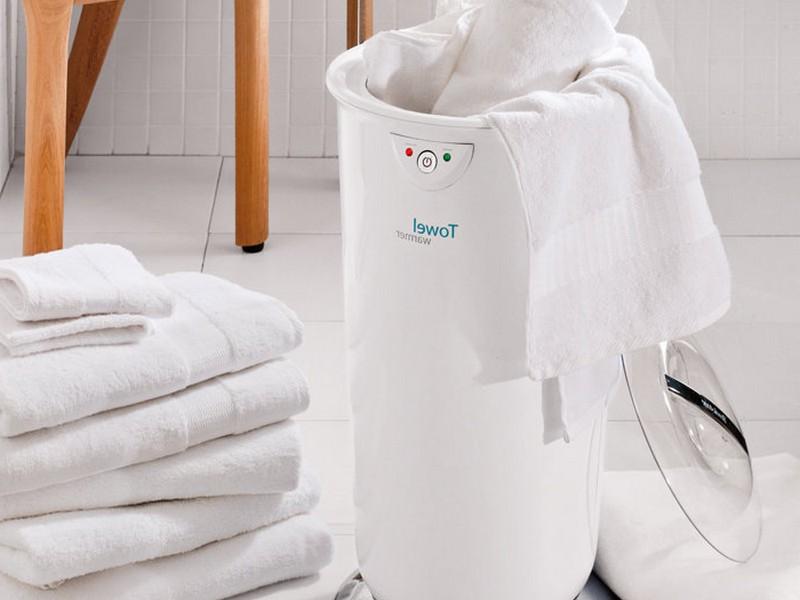 Bathroom Towel Warmer Drawer