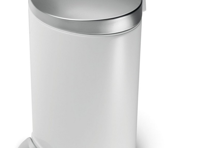 Bathroom Trash Cans With Lid