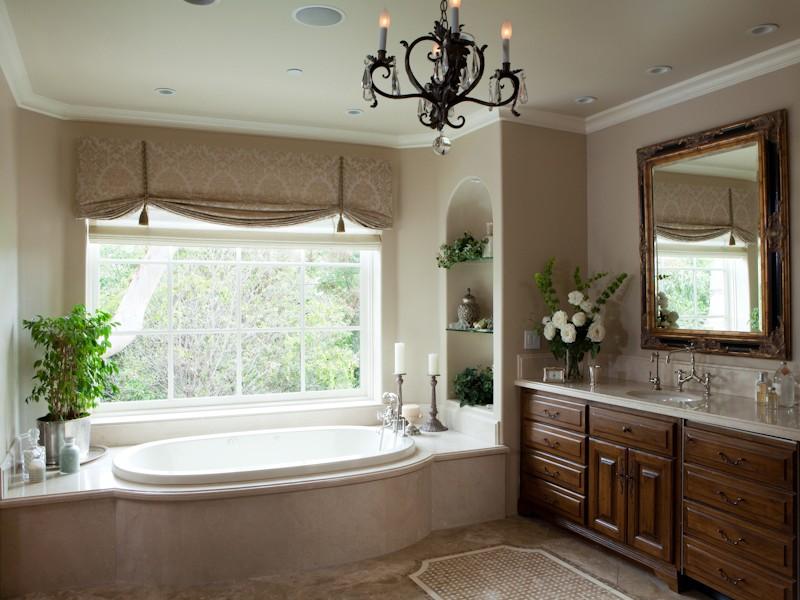 Bathroom Valance Ideas