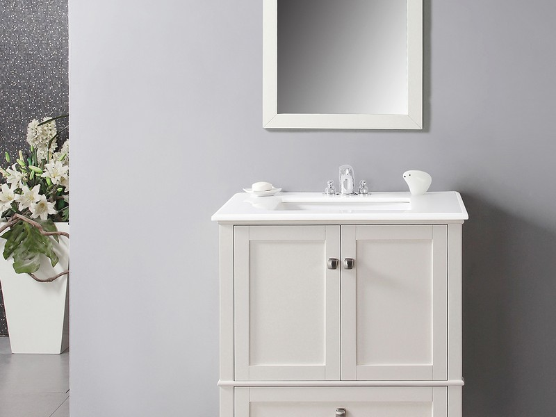 Bathroom Vanities 30 Inches High
