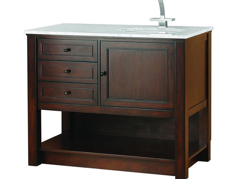 Bathroom Vanities 42 Inches Wide