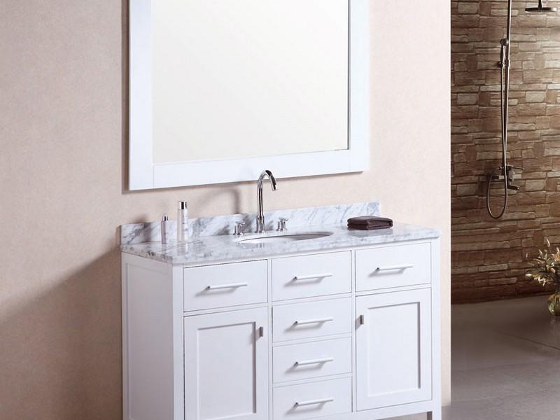 Bathroom Vanities 48 Single Sink