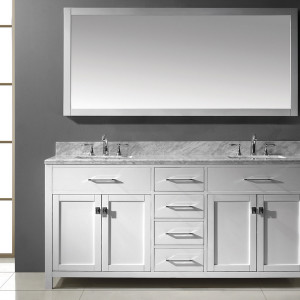 Bathroom Vanities Double Sink 72
