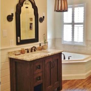 Bathroom Vanities Made From Pallets