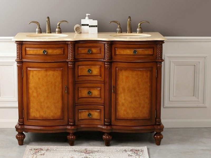 Bathroom Vanities Made Out Of Old Dressers