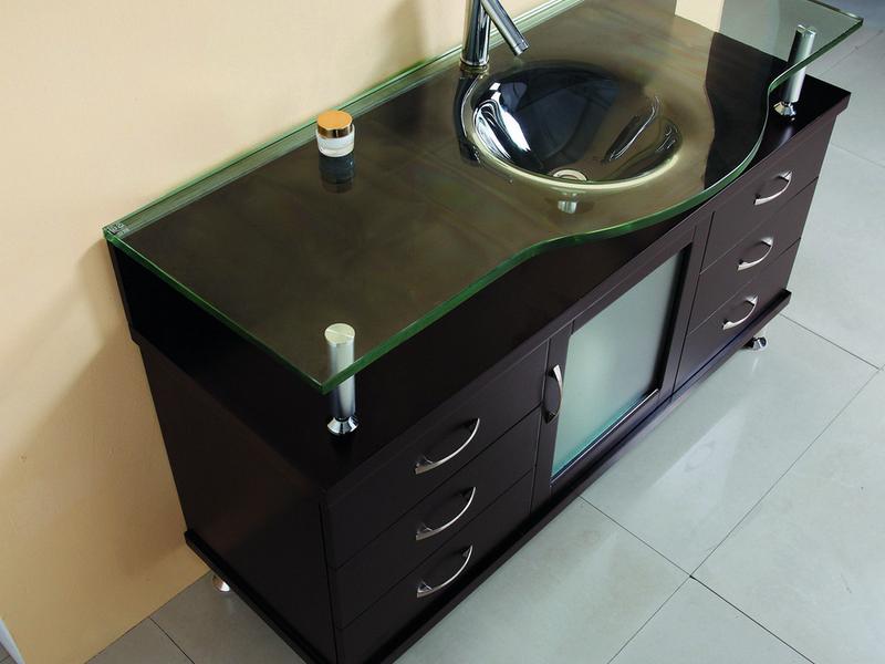 Bathroom Vanities Single Sink 72