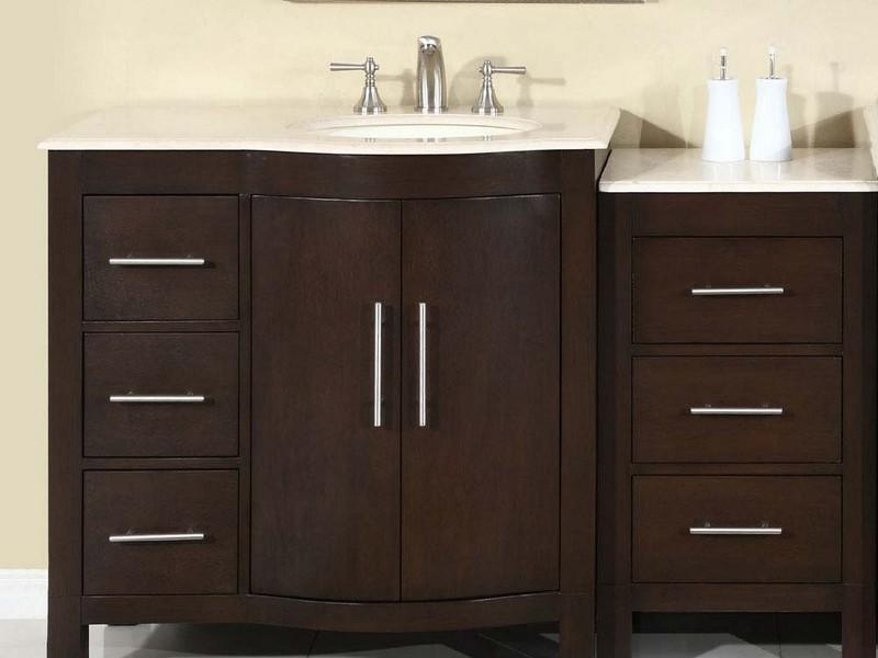 Bathroom Vanities Single Sink With Drawers
