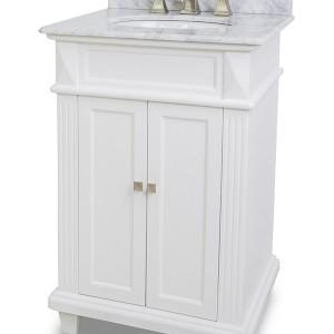 Bathroom Vanities White Marble Top