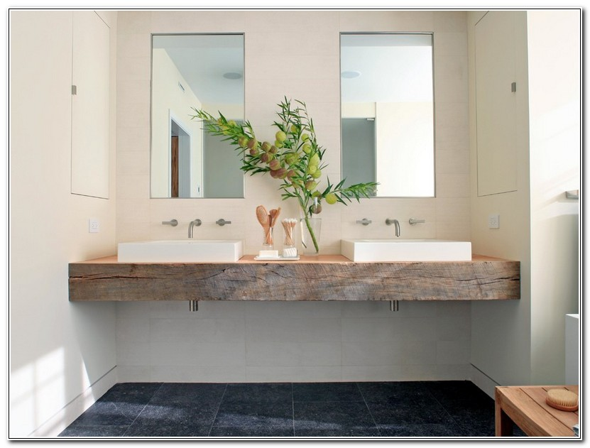 Bathroom Vanities With Above Counter Sink