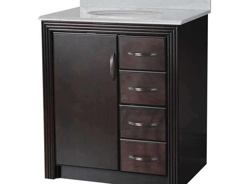 Bathroom Vanities With Drawers