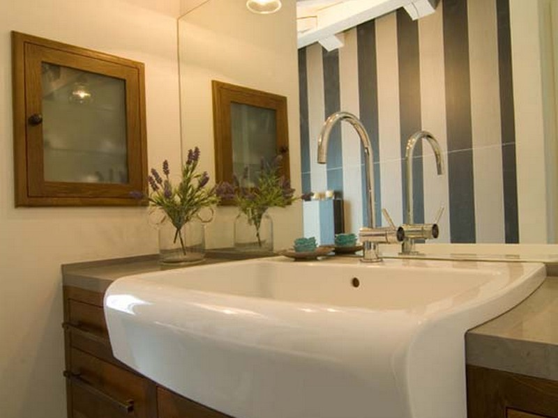 Bathroom Vanities With Farmhouse Sinks