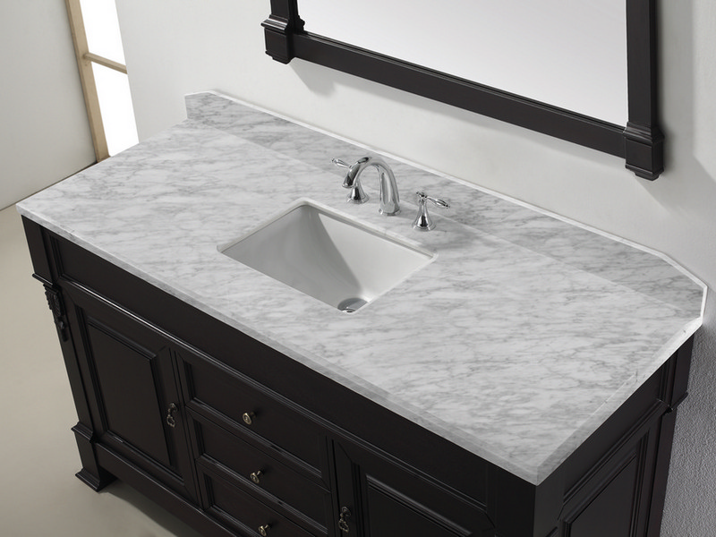 Bathroom Vanities With Marble Tops
