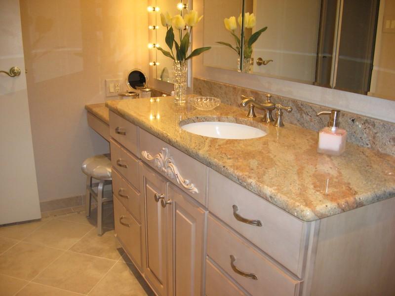 Bathroom Vanities With Stone Tops