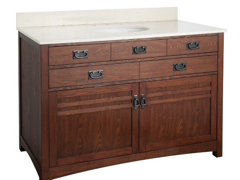 Bathroom Vanities Without Tops 48