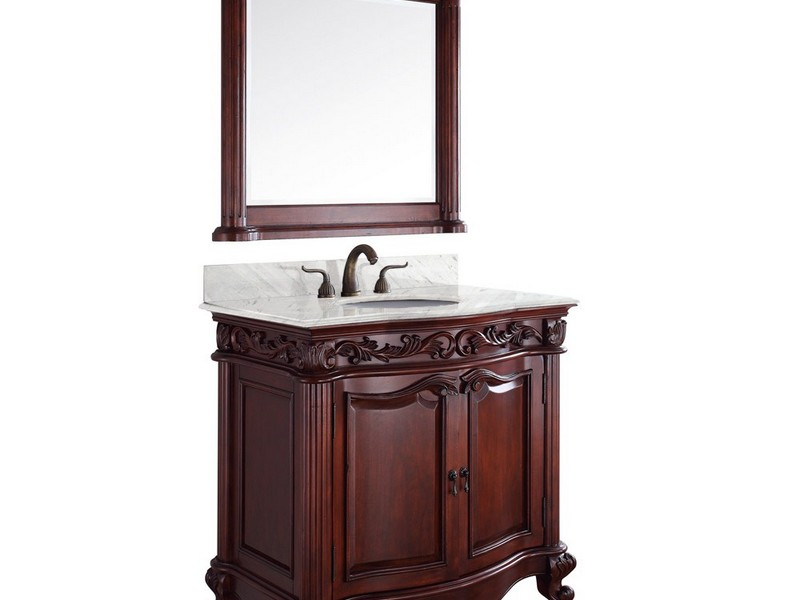 Bathroom Vanity 36 Inches High